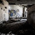 Creepy Hallway by Mike Dunn