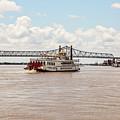 Creole Queen New Orleans by Scott Pellegrin