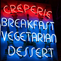 Creperie by Ronald Watkins