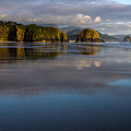 Crescent Beach Reflections by Robert Potts