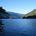 Crescent Lake, Washington by Diana Glawson
