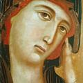 Crevole Madonna by Duccio