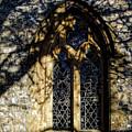 Cricket St Thomas Church Window by Susie Peek
