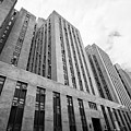 criminal courts building and tombs south building manhattan detention complex New York City USA by Joe Fox