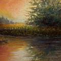 Crimson Sunset by Susan Jenkins