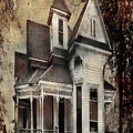 Crisp Home 1 by Sherry Adkins