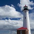Crisp Point Lighthouse 7 by John Brueske