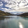 Crisped Lake by Mirko Chianucci