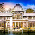 Cristal Palace Retiro Madrid by Ionut Radu