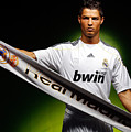 Cristiano Ronaldo by Jackie Russo