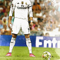 Cristiano Ronaldo Reacts by Don Kuing