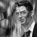 Cristiano Soccer Player 01 by Gull G