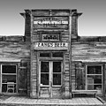 Criterion Hall Saloon -- Montana Territories by Daniel Hagerman