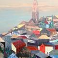 Croatia Coast by Roger Davey