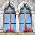 Croatian Windows by Linda Pulvermacher