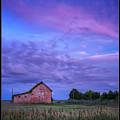 Crocheron Skies by Robert Fawcett