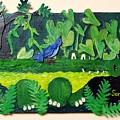 Crocodile Amble by Sarah Swift