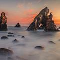 Crohy Head Sea Arch by Liam Mcclean