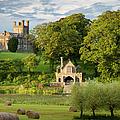 Crom Castle Evening II by Brian Jannsen