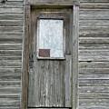 Crooked Door by D Hackett