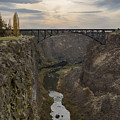 Crooked River by Idaho Scenic Images Linda Lantzy