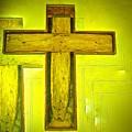 Simple Cross by Elisabeth Derichs