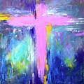 Cross - Painting #5 by Kume Bryant