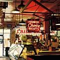 Cross Street Market In Baltimore by Doug Swanson