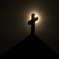Cross With Sunstar by Dawn Key