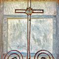Crosses Voided - Artistic by Kathleen K Parker