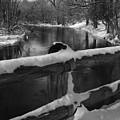 Crossing Cedar Creek by David T Wilkinson