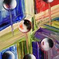 Crossing Dimensions by David Deak