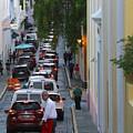 Crossing San Juan by Suzanne Oesterling