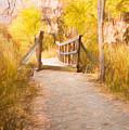 Crossing The Bridge by Wendy Elliott