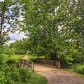 Crossing Toms Creek by Kerri Farley