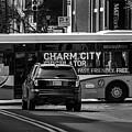 Crossing Traffic by Jim Archer