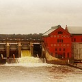 Croton Hydroelectric Plant by Michelle Calkins