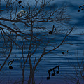 Crow Sings At Midnight by Evelyn Patrick