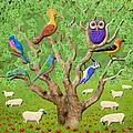 Crowded Tree by Grigorios Moraitis