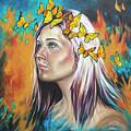 Crown Of Transformation by Ilse Kleyn