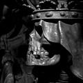 Crowned Death II by Marc Huebner