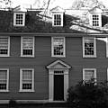 Crowninshield Bentley House, Salem, Massachusetts by Lita Kelley