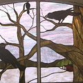 Crows by Jane Croteau