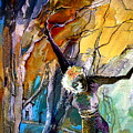 Crucifixion by Miki De Goodaboom