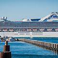 Cruise Ship by Jayasimha Nuggehalli