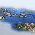 Cruise Sydney by Don Kuing