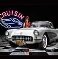 Cruisin' The Diner .... by Rat Rod Studios
