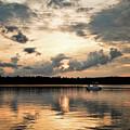 Cruising, Eagle Lake, Almaguin Highlands, Ontario by Eric Drumm