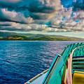 Cruising Hispaniola by John M Bailey