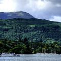 Cruising Lake Windermere by Lance Sheridan-Peel